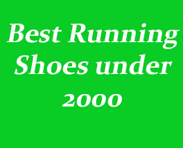 Best Running Shoes in Indian under 2000 Banner
