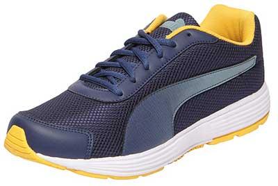 puma men's aeden running shoe