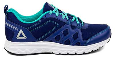 reebok run fusion extreme running shoe for women