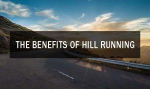 hill running benefits