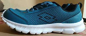 the best running shoe under 1000 - lotto splash running shoe