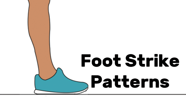 proper running foot strike cover