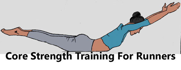 Core strength training for runners cover